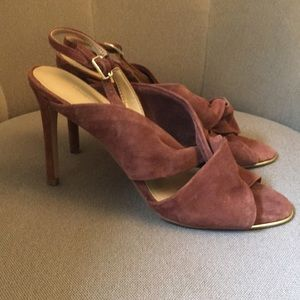 Banana Republic Brown Heels